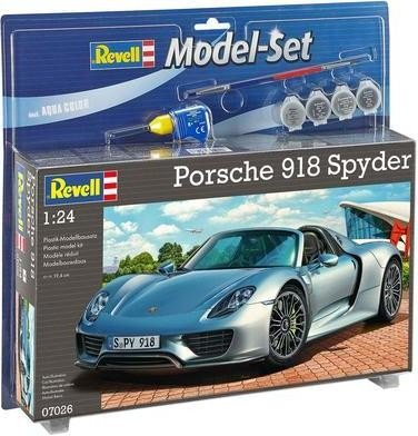 model set porsche 918 spyder 4009803670263. Black Bedroom Furniture Sets. Home Design Ideas